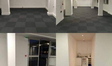 Aménagement et rénovation de bureaux d'entreprise à Boulogne-Billancourt